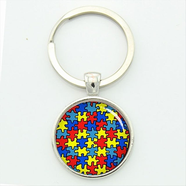 Show your support with a keychain!