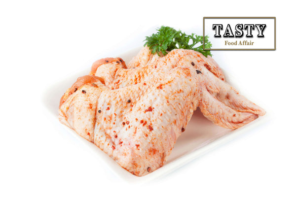 Marinated 3-Joint Wing (2kg) - 4 Flavours