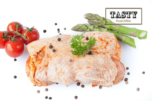 Marinated Boneless Chicken Chop (1kg) - 4 Flavours