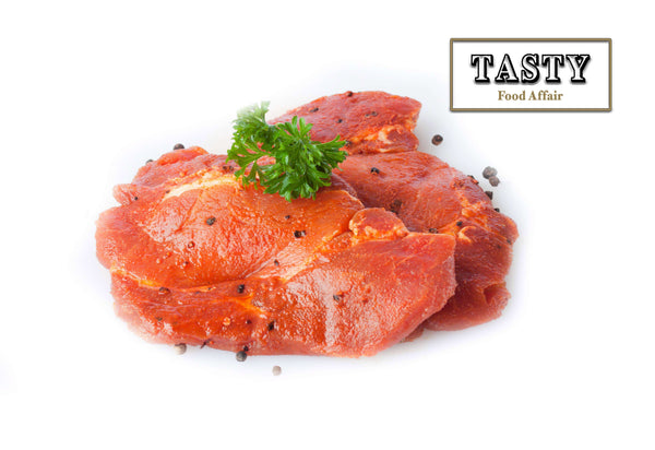 Marinated Pork Collar (500g) - 3 Flavours