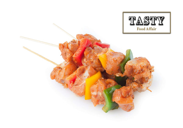 Chicken Shashlik (20-24 sticks) - 4 Flavours