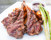 Cooked Lamb Cutlet