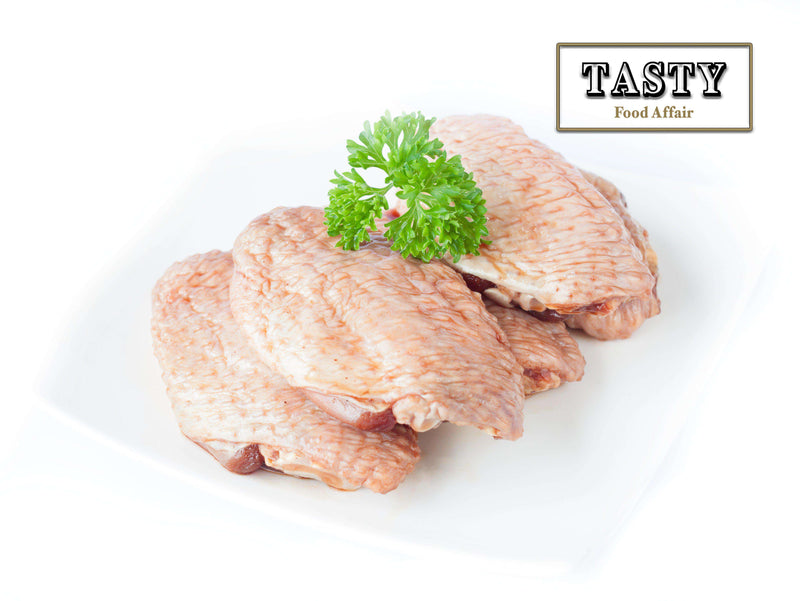 Marinated Mid Joint Wings (1kg) - 4 Flavours
