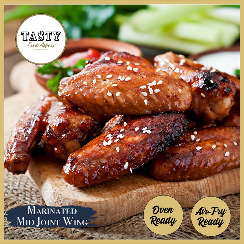Marinated Chicken Wing