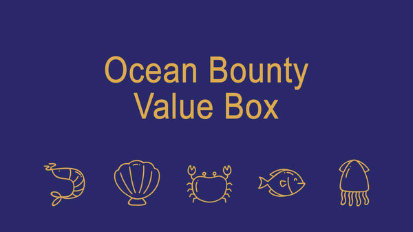 Ocean Bounty Value Box