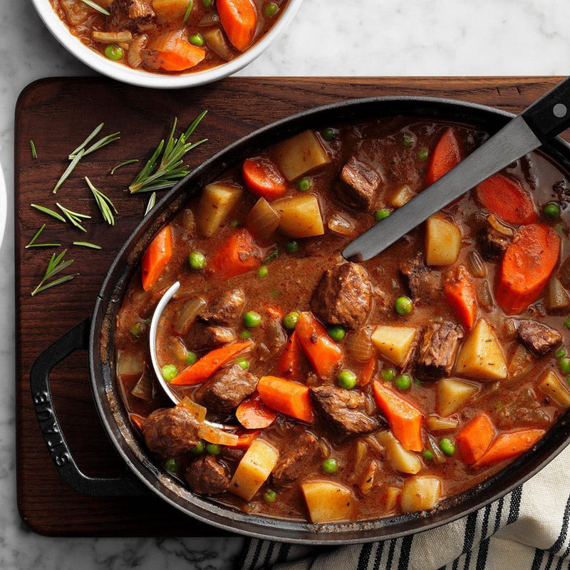 Christmas Beef Stew Bundle