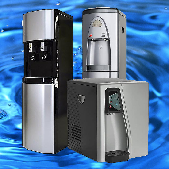 Bottleless Water Cooler Filter Systems