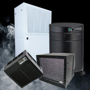 Smoke Eater Air Filtration Systems