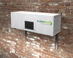 CleanLeaf Air Filtration System L-Bracket Wall Mount