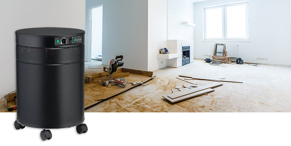 Airpura F600 Air Purifier is Great for Newly Constructed Homes or Offices