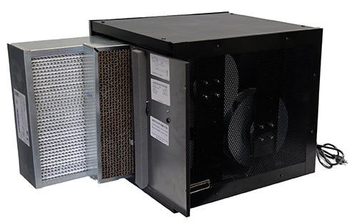 LA-2000MC Smoke Removal Air Cleaner Filters
