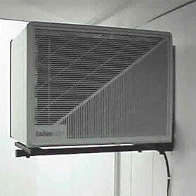 Easily and safely wall mount your AirMac-400E Home Smoke Eater Electrostatic Air Cleaner