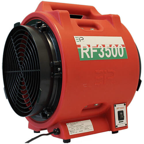 Ebac Rf3500 Power Drying Fan Commercial Air Mover Pure