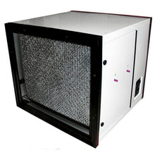 LA-2000E Electrostatic Commercial and Light Industrial Air Cleaner for Smoke - White