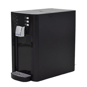 H2O-PRO Countertop Bottleless Water Cooler in Black