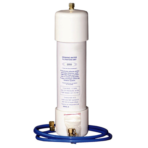 Model 2050 Under Counter Water Filter - 15,000 Gallon Capacity