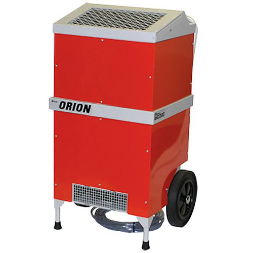 Ebac Orion 105 Pint per Day Portable Dehumidifier - Best for Moisture Removal