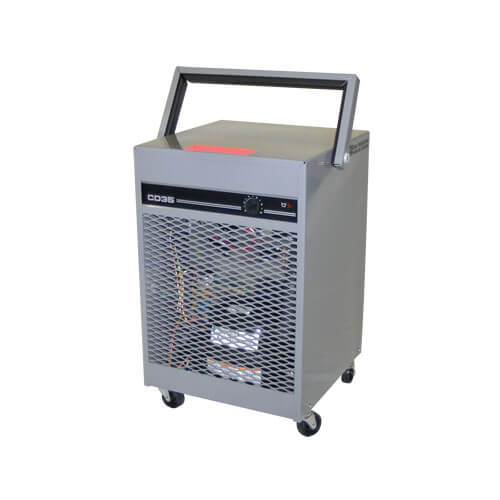 Ebac CD35 Portable Commercial Dehumidifier
