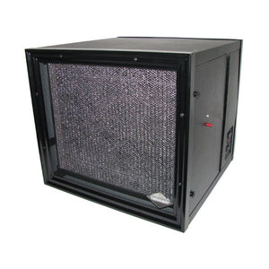 LA-1400H Commercial HEPA Smoke Removal Air Purifier - Black
