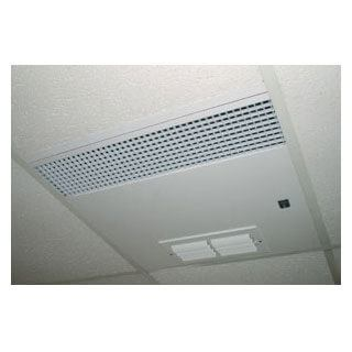 The PAC-22 Office or Small Space Flush Mount Air Cleaner is Perfect for Homes, Offices and Conference Rooms