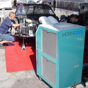 MovinCool Class & Classic Plus series of portable air conditioning units help workers avoid heat stress and increase productivity.