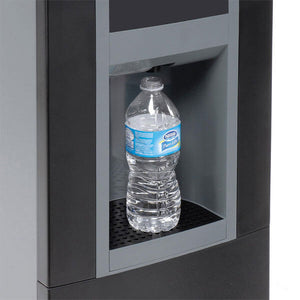 "The Aqua Bar II has a large 8-1/2"" dispensing area"