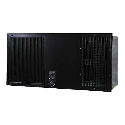 LA-800H-FM - Commercial HEPA Air Cleaner in Black