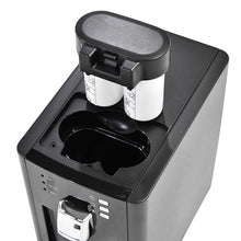 H2O-PRO bottleless water cooler features easy to change filters