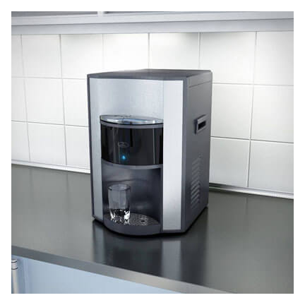 Oasis Onyx Countertop Water Cooler Stainless Steel