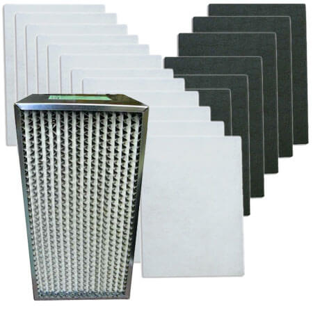 Annual Filter Kit for Mark-20 Commercial Smoke Eater