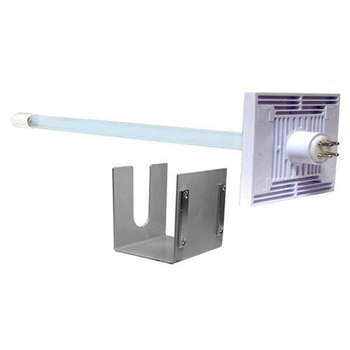 HVAC In-Duct UV Light System - Single Bulb
