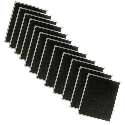 Carbon Filters for LA Air Cleaners - 12 pack (499072)