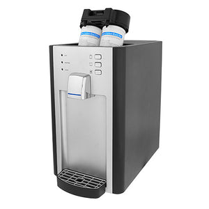 Change filters easily in the H2O-PRO Countertop Water Dispenser