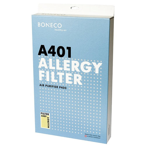 A401 Replacement Allergy Filter for the BONECO P400 Air Purifier