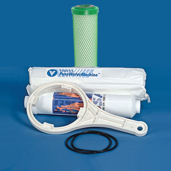 Green Machine RO System Annual Filter Kit