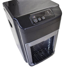 H2O-2000CT counter top water dispenser has a large opening and easy to use controls.