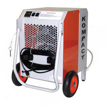 Ebac KOMPACT Restoration Dehumidifier is Portable and Compact