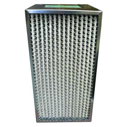 HEPA filter for FM-14 Commercial or Residential Smoke Eater for Solid Ceilings