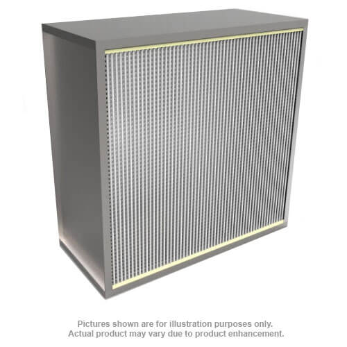 MERV 16 HEPA Filter for EverClear Commercial Media Air Cleaners