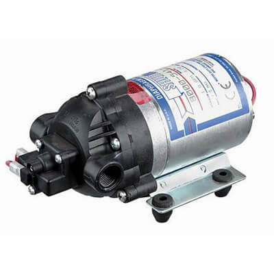Delivery Pump for Water Coolers Equipped with Reverse Osmosis