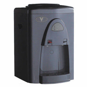 PWC-500 Countertop Bottleless Water Cooler in Executive Gray