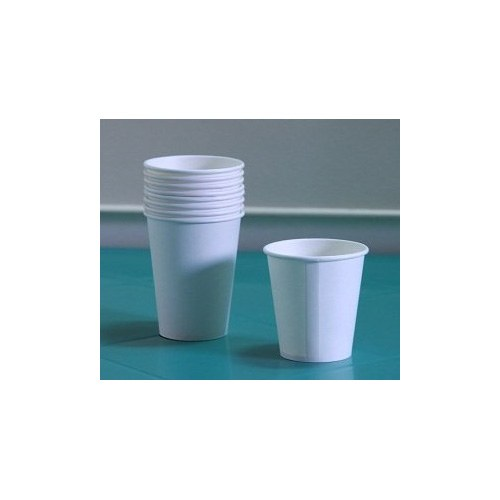6.5 oz. disposable paper cups