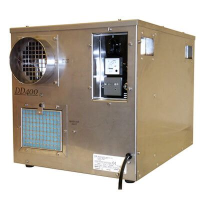 Ebac DD400 Desiccant Dehumidifier - Low Temperature - 71.5 Pints per Day