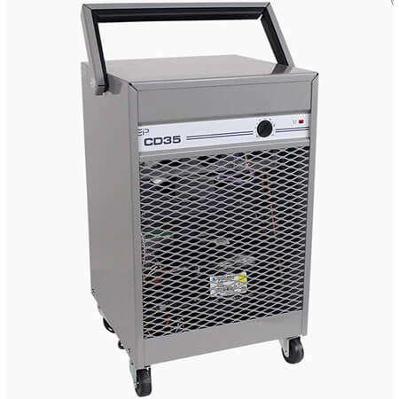 Ebac CD35 P Mobile Dehumidifier with Condensate Pump