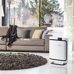 P400 Air Purifier is Perfect for Any Room in Your Home