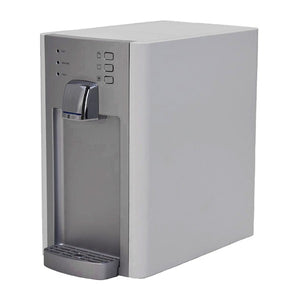 Countertop Water Cooler - H2O-PRO in White / Silver