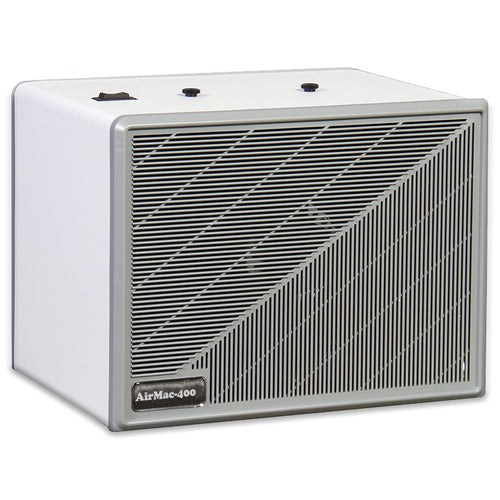 AirMac-400H Best Portable HEPA Air Purifier for Homes, Schools and Offices - White