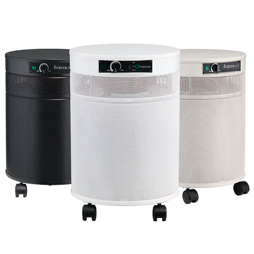 Airpura P600 Air Purifier with Photocatalytic Oxidation - TitanClean Reflector