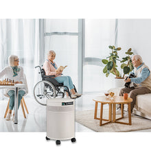 The Airpura I600 is the Best Air Purifier for Nursing Homes