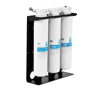 3 Stage Filter Pack is Easily Accessible with Easy to Change Filter Cartridges